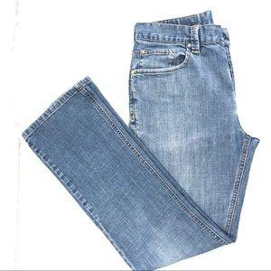 Analog Women's Blue Jeans Size W30/L28